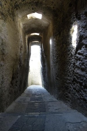 Albergo Il Monastero: Inside the monastery