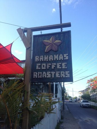 Bahamas Coffee Roaster