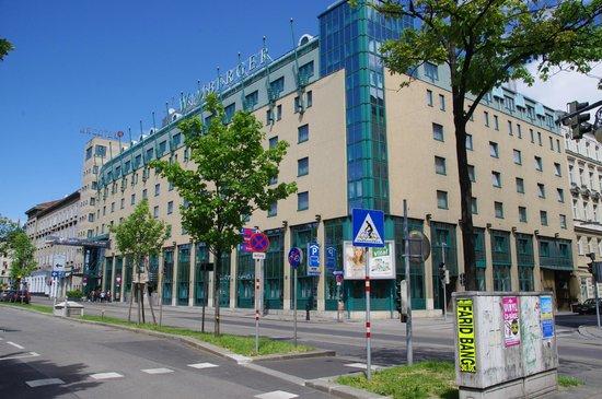 ARCOTEL Wimberger: vue de l'hôtel