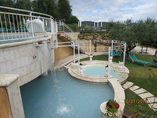 Hotel Saturno Fonte Pura: idromassaggio