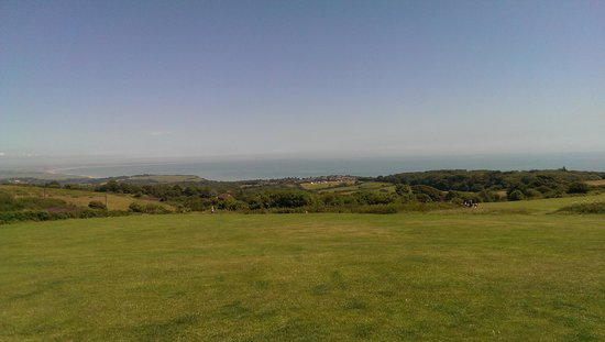Hastings Country Park: Views