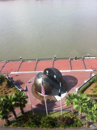 The Bohemian Hotel Savannah Riverfront, Autograph Collection : View from the room