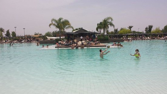 ClubHotel Riu Tikida Palmeraie : Huge Pool
