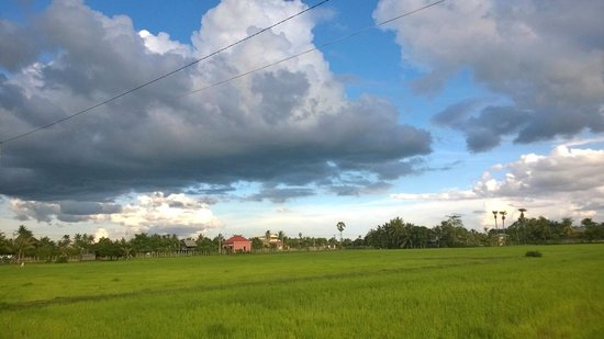 Bunwin Residence : Before the rain...