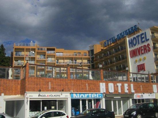 Univers Hotel: l'hotel