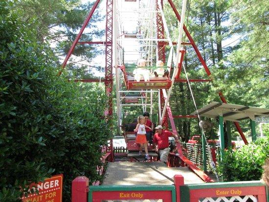 Santa's Land: Ride