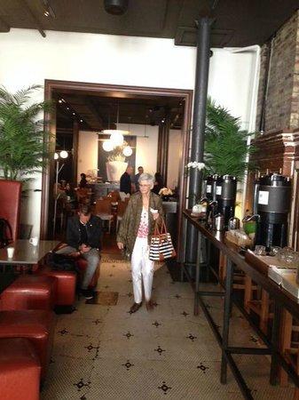 Mystic Hotel by Charlie Palmer: Bar