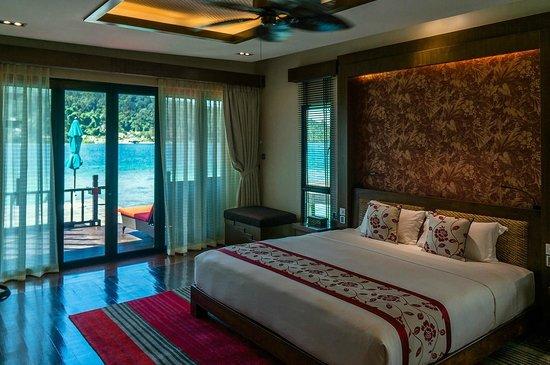 Gayana Eco Resort: Ocean villa