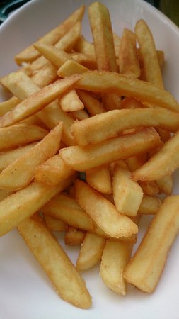 French Fries at KT's Grill
