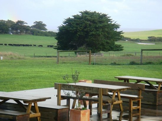 Phillip Island Winery: In the middle of nature