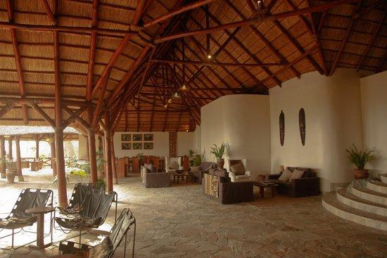 Mikeno Lodge: Mikeno Living Room