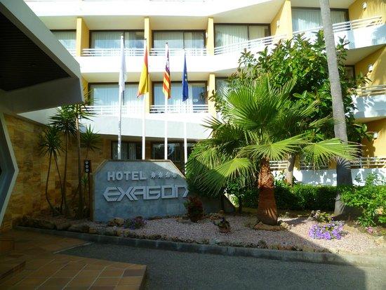 Exagon Park : l'hotel
