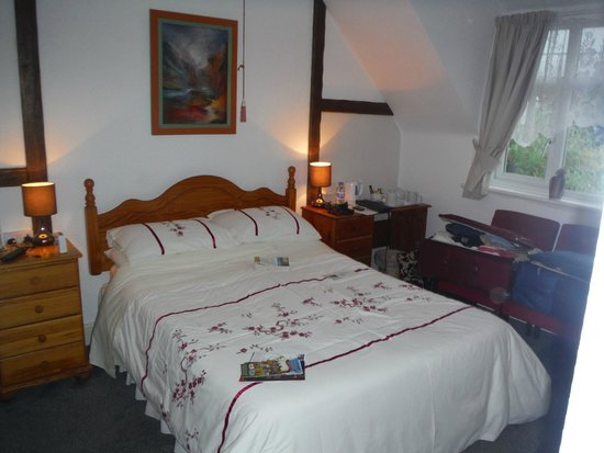 Moss Cottage: Our room