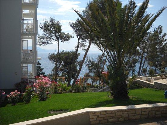 Marina Hotel : panorama
