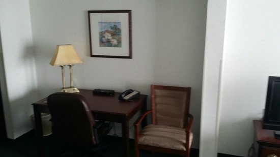 Wingate by Wyndham Duluth/Atlanta: Nice des and chair