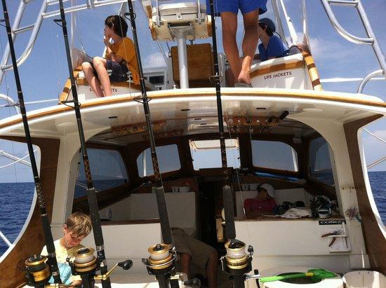 First Choice Charters, Deep Sea Fishing: Fun day