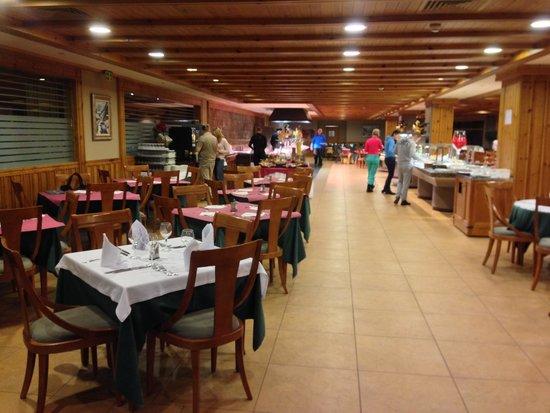Nordic Hotel: Ресторан при отеле
