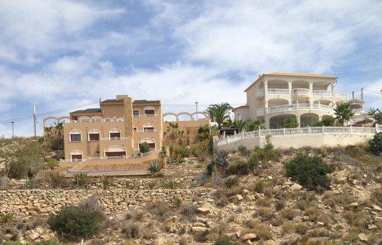 Pueblo Acantilado Suites : Some of the sights