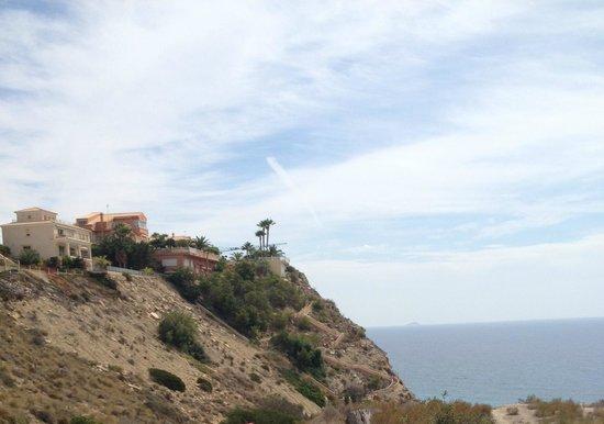 Pueblo Acantilado Suites : Cliffs