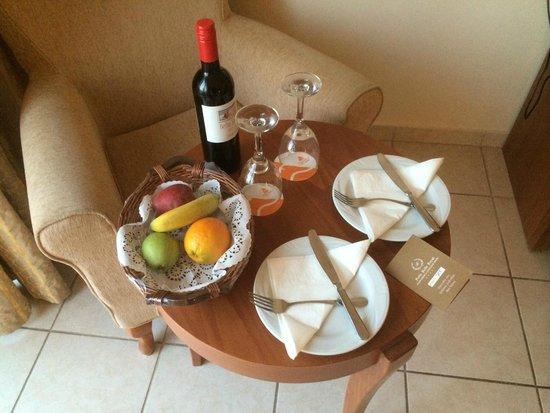 Atlantica Porto Bello Royal: Welcome back!!
