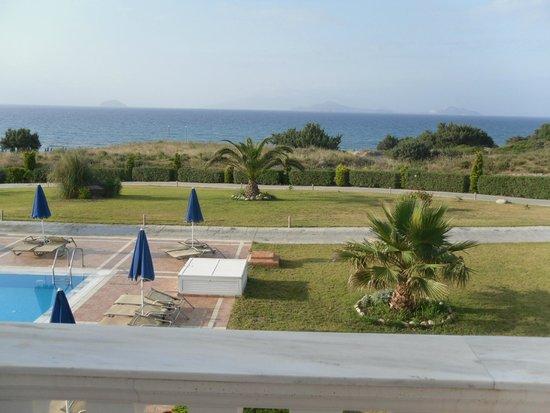 Atlantica Porto Bello Royal: View from room.