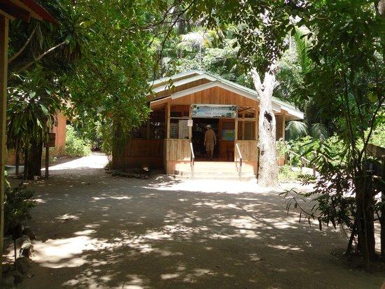 Curu National Wildlife Refuge: Visitor center.
