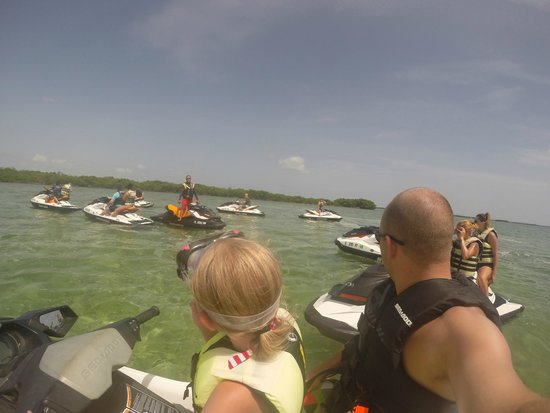 Fury Water Adventures Key West: The Crew