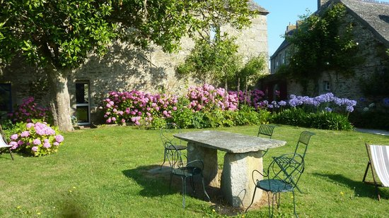 Chateau du Rozel : Parc