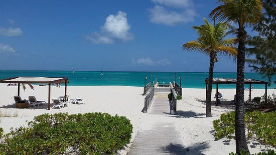Grace Bay: does it get any better than this?