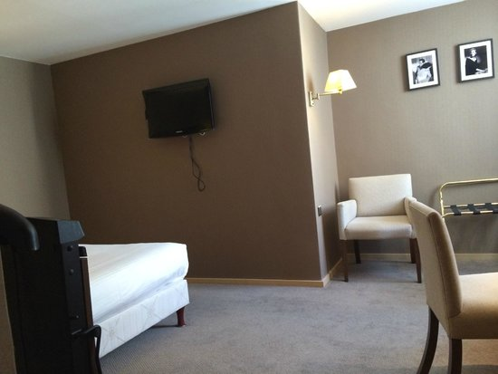 Marivaux Hotel: Номер
