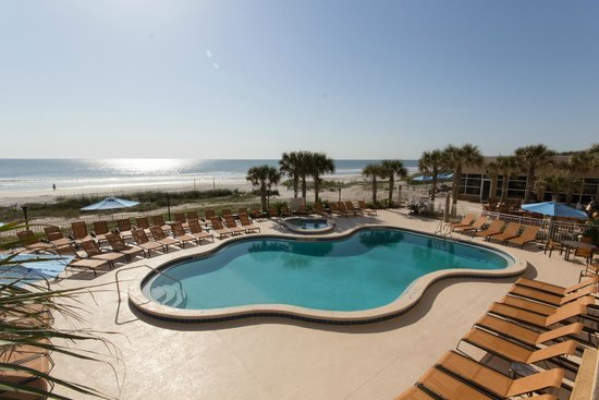 Jacksonville Beach, Floride : Outdoor Pool