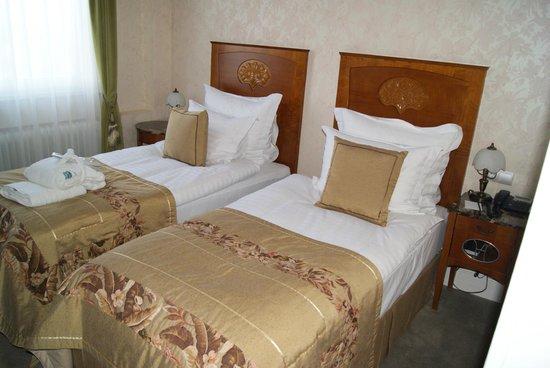 Hotel Palmenwald Schwarzwaldhof: Mein Zimmer