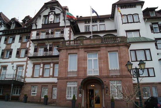 Hotel Palmenwald Schwarzwaldhof: Das Hotel von außen