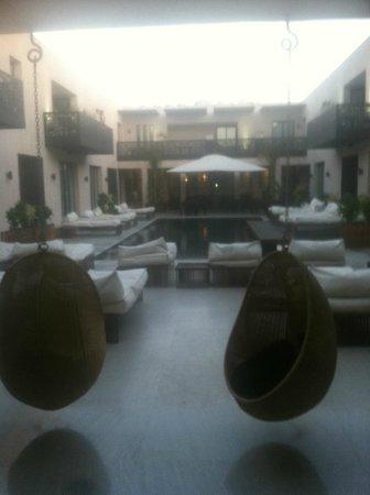 César Resort & Spa : un cadre magnifique mais avec un manque de place evident