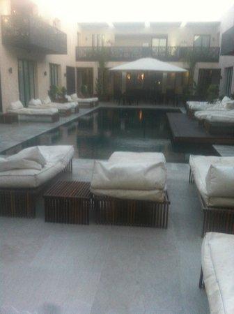Cesar Resort & Spa: n cadre magnifique mais avec un manque de place evident