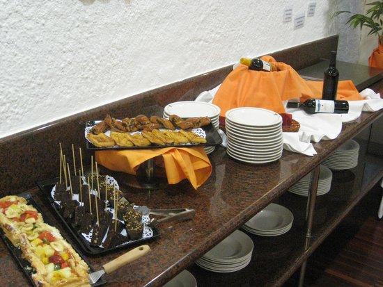 Hotel Galeon : ужин