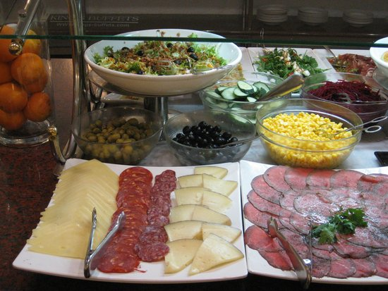 Hotel Galeón: ужин