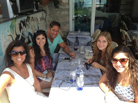 Your Tour in Italy by Aldo Monti : Lunch in Positano