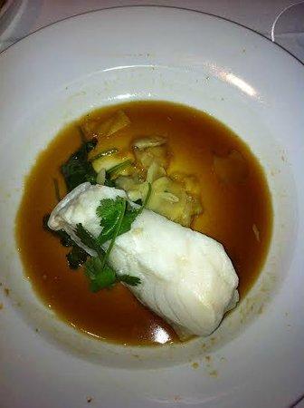 Eddie V's Prime Seafood: Exótico.