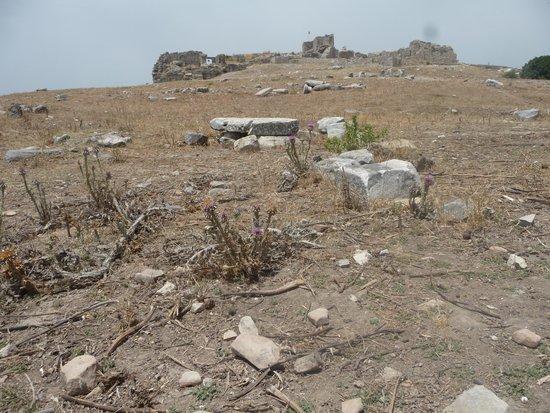 Miletus: dry and hot!