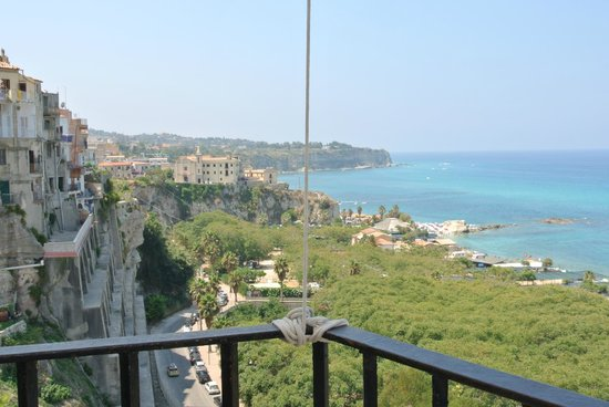 Ristorante Al Cannone : La vista..