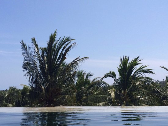 Svarga Resort Lombok: View from the swimming pool