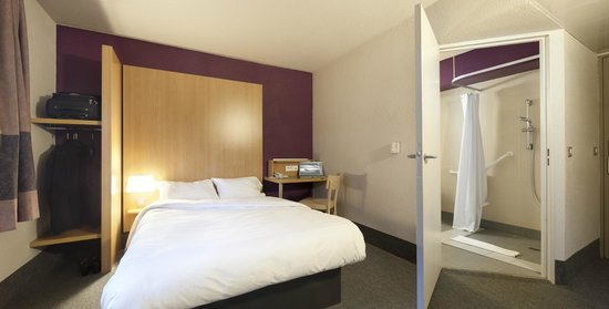 B&B Hotel Paris Le Bourget