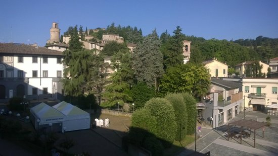 Grand Hotel Terme & Spa : View from room