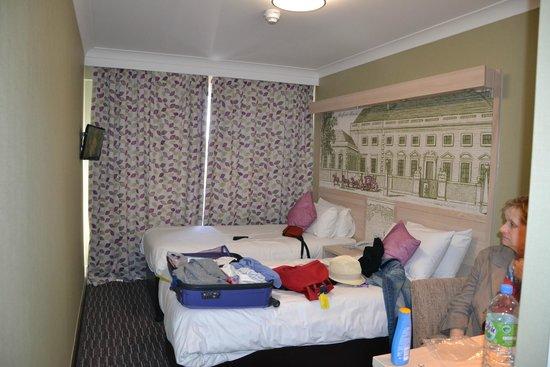 President Hotel : Chambre