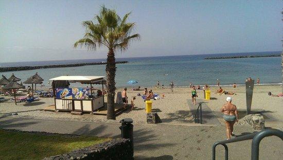 Mediterranean Palace Hotel: Beach