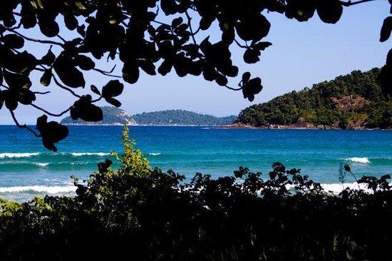 Dois Rios Village : Vista da Praia de Dois Rios