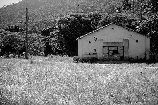 Dois Rios Village : Vista da Vila dos Pescadores, deserta nos finais de semana.