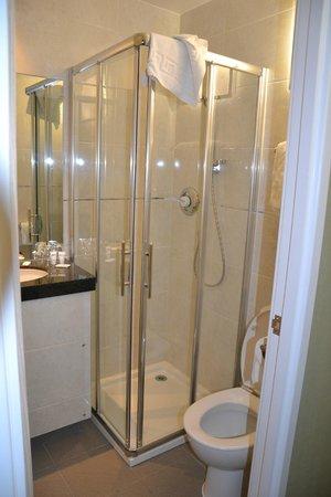 President Hotel : Salle de bain 2