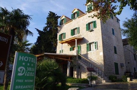 Hotel Villa Diana: HOTEL VILLA Diana